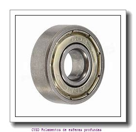 15 mm x 35 mm x 14 mm  ISO 2202-2RS Rolamentos de esferas auto-alinhados