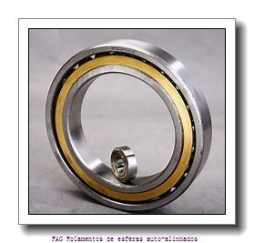 25 mm x 62 mm x 24 mm  ZEN 62305-2RS Rolamentos de esferas profundas