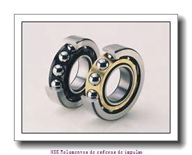 20 mm x 47 mm x 20,6 mm  NKE 3204-B-2RSR-TV Rolamentos de esferas de contacto angular