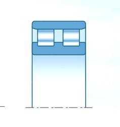 200 mm x 310 mm x 82 mm  NTN NN3040KC9NAP4 Rolamentos cilíndricos