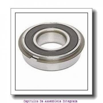 SKF 350916 D Conjuntos de pressão do rolo e da gaiola da agulha