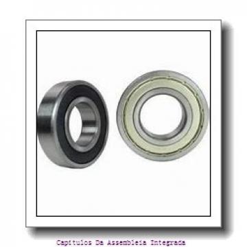 SKF 353124 A Rolamentos axiais de rolos cônicos