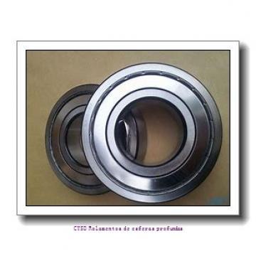 25 mm x 42 mm x 9 mm  ZEN 61905-2RS Rolamentos de esferas profundas