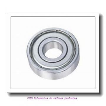 19,05 mm x 40 mm x 12 mm  ZEN 6203-2Z 3/4 Rolamentos de esferas profundas
