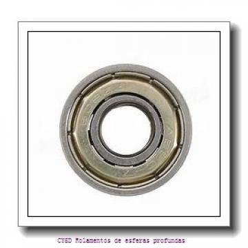 30 mm x 47 mm x 9 mm  ZEN S61906 Rolamentos de esferas profundas