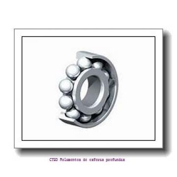 30 mm x 72 mm x 19 mm  ZEN P6306-GB Rolamentos de esferas profundas