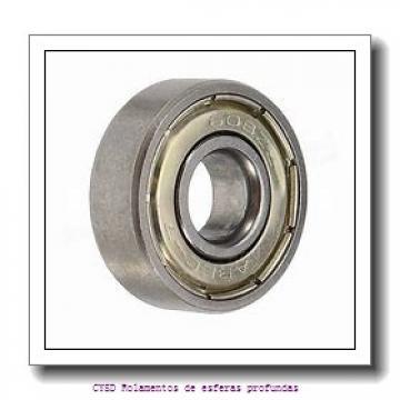 40 mm x 85 mm x 21,692 mm  FBJ 350A/354A Rolamentos de rolos gravados