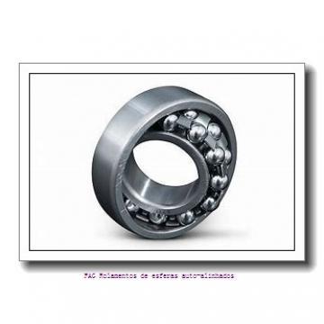 9,525 mm x 22,225 mm x 5,558 mm  ZEN SR6 Rolamentos de esferas profundas