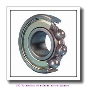 1,5 mm x 6 mm x 3 mm  ZEN S601X-2Z Rolamentos de esferas profundas