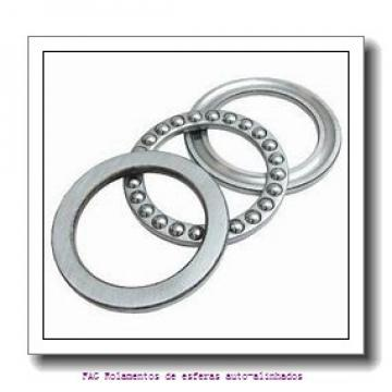 50 mm x 90 mm x 20 mm  ISO 1210 Rolamentos de esferas auto-alinhados