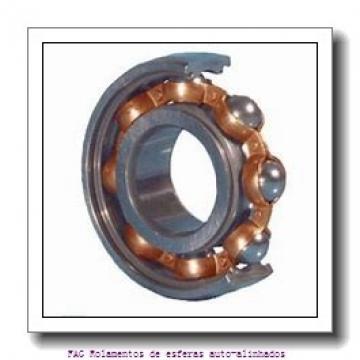 105 mm x 190 mm x 50 mm  ISO 2221K+H321 Rolamentos de esferas auto-alinhados