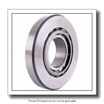 35 mm x 80 mm x 21 mm  NKE 7307-BECB-TVP Rolamentos de esferas de contacto angular
