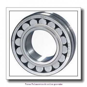 7 mm x 13 mm x 4 mm  ZEN MR137-2Z Rolamentos de esferas profundas