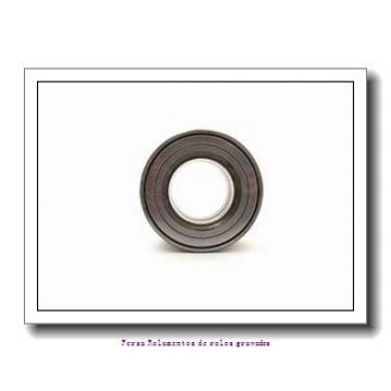 88,9 mm x 121,442 mm x 15,083 mm  FBJ LL217849/LL217810 Rolamentos de rolos gravados
