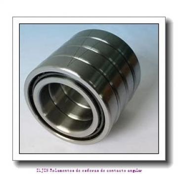 49,987 mm x 92,075 mm x 25,4 mm  FBJ 28579/28521 Rolamentos de rolos gravados