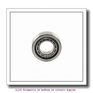 40 mm x 90 mm x 23 mm  NKE QJ308-MPA Rolamentos de esferas de contacto angular