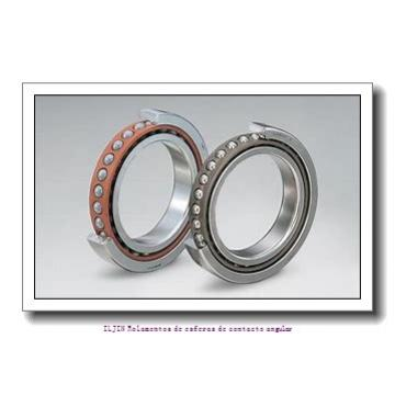 90 mm x 190 mm x 64 mm  ISO 2318K+H2318 Rolamentos de esferas auto-alinhados
