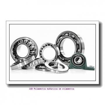 40 mm x 80 mm x 23 mm  ISO 2208-2RS Rolamentos de esferas auto-alinhados