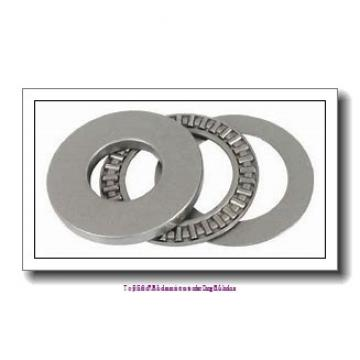 55 mm x 120 mm x 29 mm  NKE 7311-BE-MP Rolamentos de esferas de contacto angular