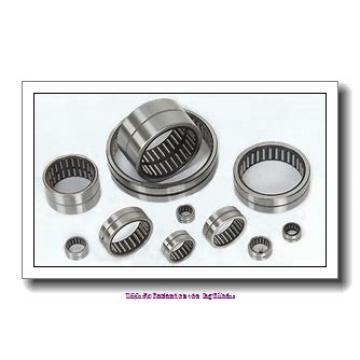 85,725 mm x 146,05 mm x 41,275 mm  FBJ 665/653 Rolamentos de rolos gravados