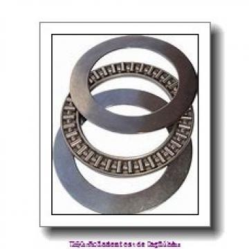 76,2 mm x 135,733 mm x 46,1 mm  FBJ 5760/5735 Rolamentos de rolos gravados