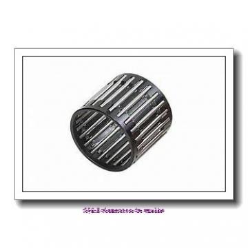 65 mm x 120 mm x 38,1 mm  NKE 3213-B-TV Rolamentos de esferas de contacto angular