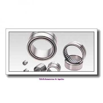 49,212 mm x 104,775 mm x 36,512 mm  FBJ HM807044/HM807010 Rolamentos de rolos gravados