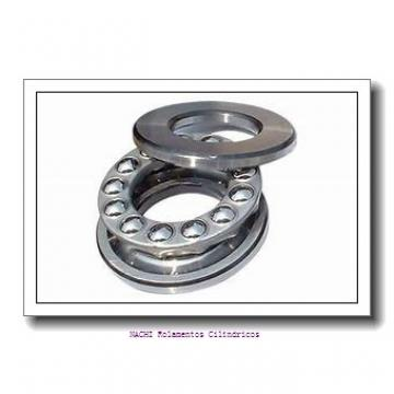 40 mm x 62 mm x 12 mm  ZEN P6908-GB Rolamentos de esferas profundas