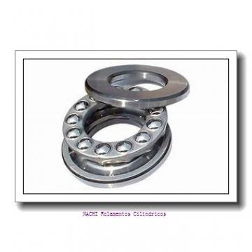 66,675 mm x 130,175 mm x 41,275 mm  FBJ 641/633 Rolamentos de rolos gravados