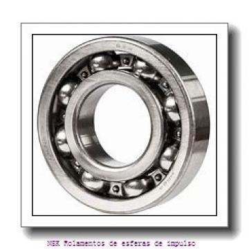 100 mm x 180 mm x 46 mm  NTN NU2220E Rolamentos cilíndricos