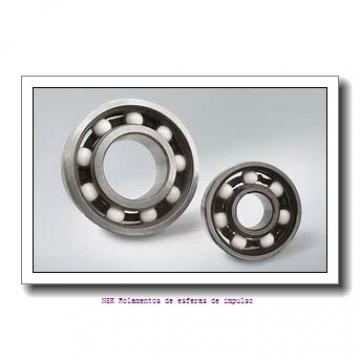 20 mm x 47 mm x 14 mm  ZEN 6204 Rolamentos de esferas profundas