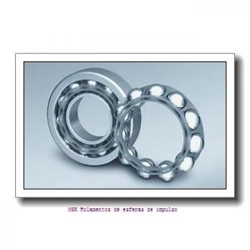 25 mm x 52 mm x 18 mm  ZEN 62205-2RS Rolamentos de esferas profundas