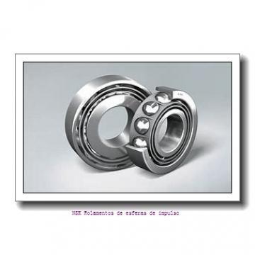 105 mm x 225 mm x 49 mm  NKE 7321-BECB-MP Rolamentos de esferas de contacto angular