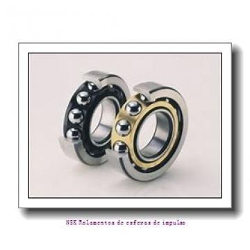 20 mm x 52 mm x 15 mm  NKE 7304-BE-TVP Rolamentos de esferas de contacto angular