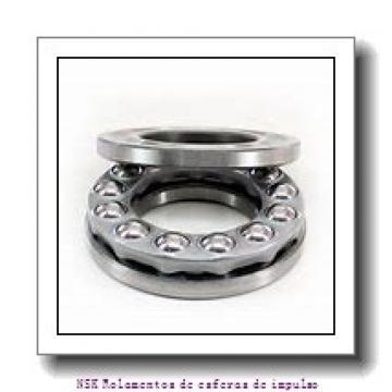 8 mm x 28 mm x 9 mm  ZEN 638 Rolamentos de esferas profundas