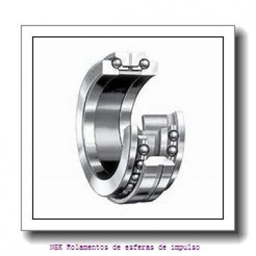 30 mm x 72 mm x 27 mm  ISO 2306-2RS Rolamentos de esferas auto-alinhados