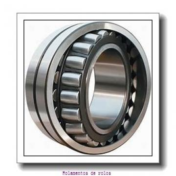 50,8 mm x 111,125 mm x 28,575 mm  FBJ HM907643/HM907614 Rolamentos de rolos gravados