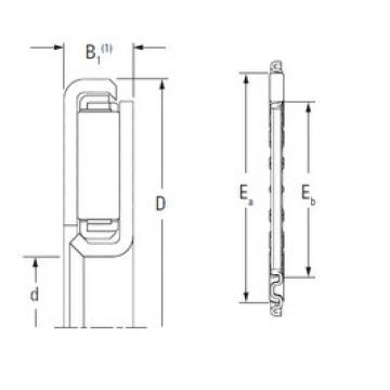 KOYO TVK3553J-1 Rolamentos de agulha