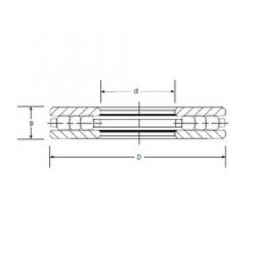 SIGMA RT-736 Rolamentos de rolos