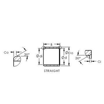 AST ASTEPB 6065-50 Rolamentos simples