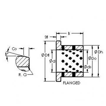 AST AST650 F304050 Rolamentos simples
