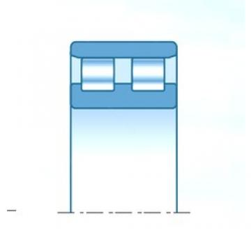 280 mm x 420 mm x 106 mm  NTN NN3056C1NAP4 Rolamentos cilíndricos